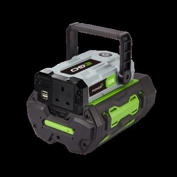 EGO omvormer Nexus Escape kit PAD1501E  incl. accu en lader